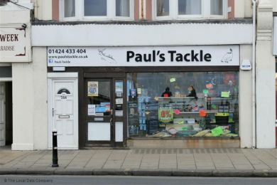Tackle Shops in Hastings